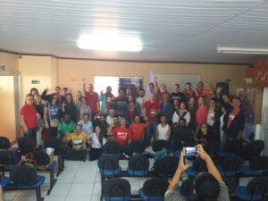 Mandato do Betão percorre cidades mineiras discutindo política, educação, infraestrutura, saúde e meio ambiente