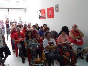 Betão participa do Diálogo e Ação Petista no Sul de Minas e Zona da Mata; resistência às reformas e a prisão de Lula foram destaques