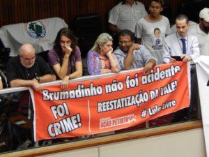Betão vota pela aprovação do Projeto de Lei que aumenta a segurança e fiscalização das barragens em Minas Gerais