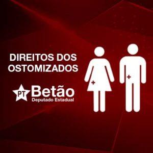 Deputado Betão (PT) apresenta projeto de adaptação de banheiros para ostomizados em Minas Gerais