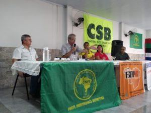 """Betão reforça a necessidade de """"conscientizar e não atacar"""" para que a população entenda os retrocessos da Reforma da Previdência"""