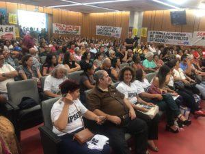"""Audiência Pública discute situação do Ipsemg; Betão afirma """"temos que lutar pela autonomia do Instituto"""""""