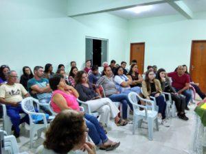 Mandato do Betão: pelas Minas Gerais levando informação e reforçando a importância do Partido dos Trabalhadores