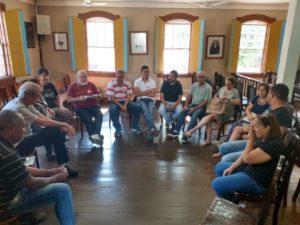 Rio Preto e Santa Rita de Jacutinga têm sábado de conversa com Betão sobre demandas locais e conjuntura política nacional e estadual