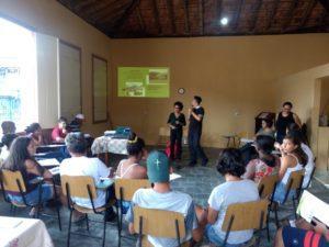 Mandato do Betão participa de atividades que envolvem discussão política e demandas locais