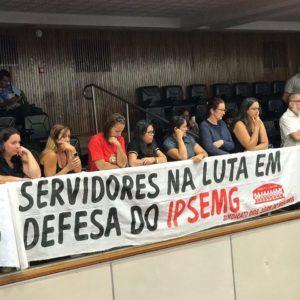 Autonomia administrativa e financeira do Ipsemg é aprovada na reforma administrativa