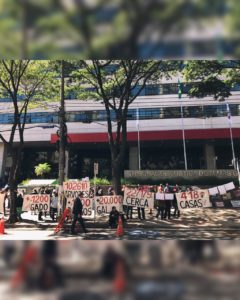 Moradores do Quilombo Campo Grande comemoram vitória contra o pedido de despejo