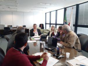 Hospital Universitário pede apoio de Betão no processo de habilitação para prestar serviço de oncologia