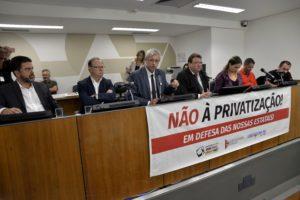 Betão pede a retomada do diálogo entre sindicatos e a Cemig para discutir a reabertura da base operacional da empresa no São Gabriel