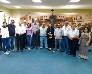 Betão participa de audiência pública sobre MRS em Matias Barbosa