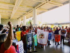 Betão defende os trabalhadores rurais durante o lançamento de Frente Parlamentar pela agroecologia