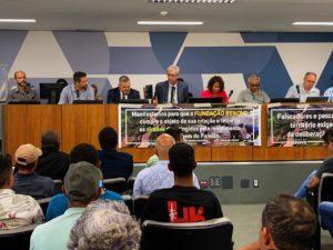 Comissão do Direitos Humanos poderá criar uma CPI para investigar a Fundação Renova