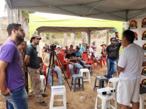 Zona rural de Manhumirim ganha Ponto de coleta seletiva na comunidade de Barra do Ouro