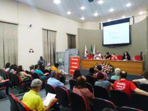 Seminário do Sinpro-JF debate conquistas da carreira docente em Juiz de Fora