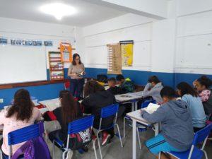 Iniciativa da Escola Municipal Santa Cândida desperta o prazer da leitura nos alunos