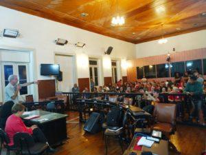 Encontro Municipal do PT realiza debate em Juiz de Fora