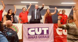 Central Única dos Trabalhadores do Brasil comemora 36 anos