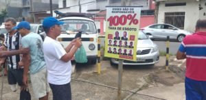 Moradores de Timóteo se mobilizam contra o reajuste abusivo da tarifa da Copasa; mandato do Betão apoia iniciativa