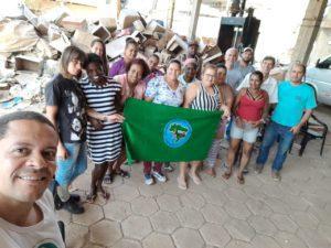 Catadores de Manhumirim pedem ajuda ao mandato do Betão para não ficarem sem renda em meio à pandemia do coronavírus