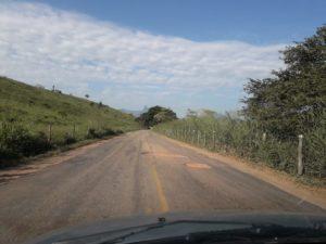 Betão cobra recapeamento urgente de rodovia em Mutum