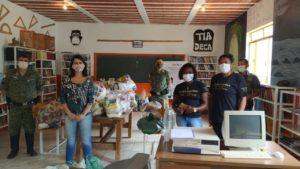 Campanha de solidariedade beneficia comunidades quilombolas de Santos Dumont durante a pandemia