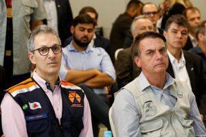 Zema e Bolsonaro favorecem mercado financeiro em meio à crise da pandemia