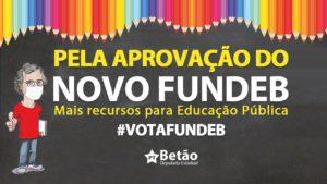 #VotaFundeb