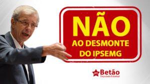 Usuários e representantes do IPSEMG denunciam tentativa de desmonte do Instituto imposta por reforma de Zema
