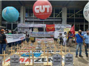PEC 55/2020 da reforma da Previdência de Zema é aprovada em primeiro turno sob protestos do funcionalismo público